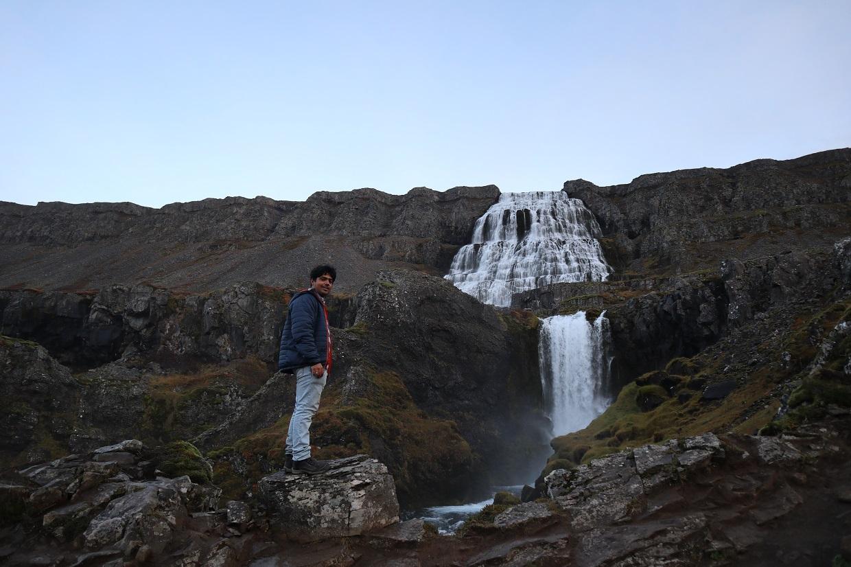 Dynjandi Falls   West Fjords