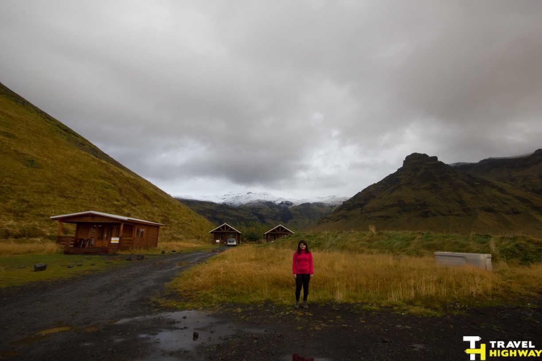Welcome Edinborg South West Iceland