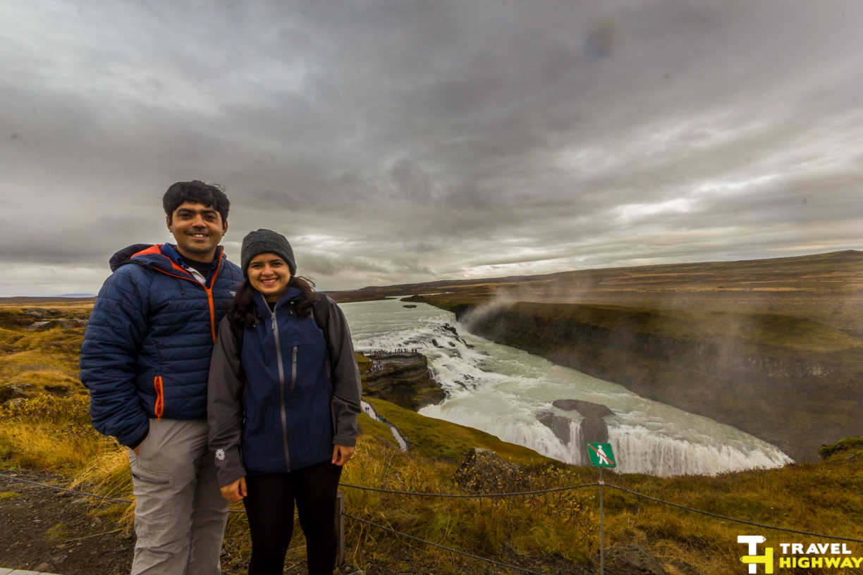 Gullfoss Iceland and its story